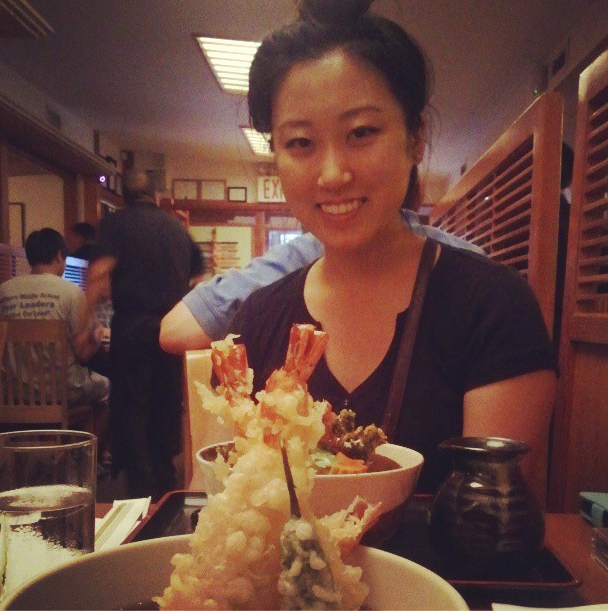 Japanese Food in the East Village with Grace